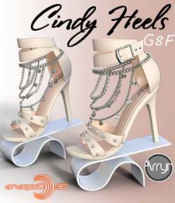 Cindy Heels and Jewel G8F