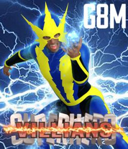 SuperHero Villians for G8M Volume 1