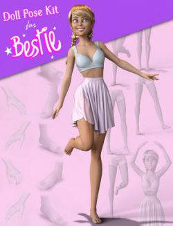 Doll Pose Kit for Bestie for The Girl 8