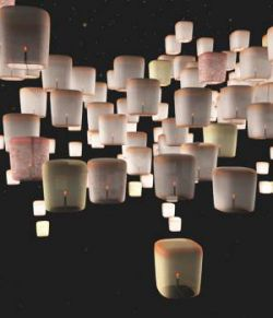 Floating Candle Lanterns For Vue