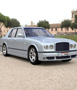 Bentley Arnage for DAZ Studio