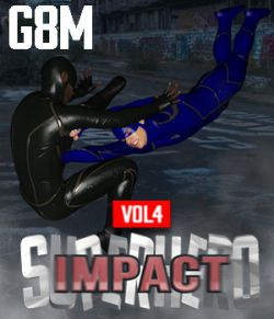 SuperHero Impact for G8M Volume 3