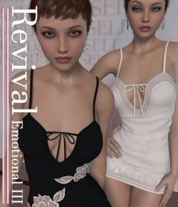 Revival for Emotional III V4_Poser