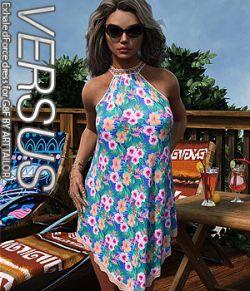 VERSUS - Exhale dForce dress for G8F