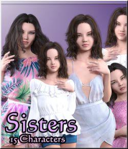 Sisters- Genesis 8 Female