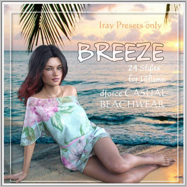 Breeze- 24 Styles for Beachwear