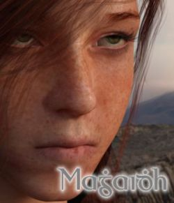 Magaidh - Maggy - for Genesis 8 Female