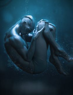 Alive Poses for Ozias and Genesis 8 Male
