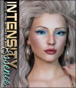 SVs INTENSITY Essence Iray Lighting