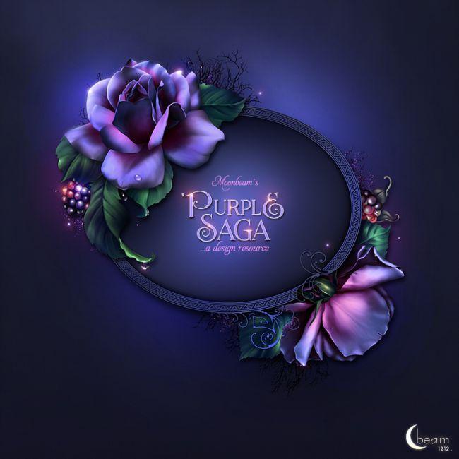 Moonbeams Purple Saga