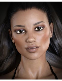 Jordina for Genesis 3 and 8 Female