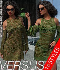 VERSUS- dForce- Beach Dress for G8F