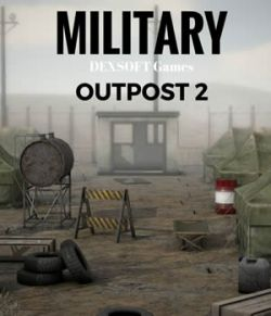 Military Outpost 2- Extended License