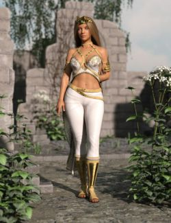 Febe Outfit for Genesis 8 Female(s)