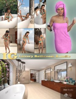 IGF Luxury Bathroom Bundle