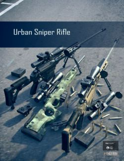 Urban Sniper Rifle