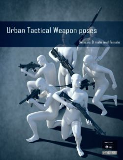 Urban Tactical Weapon Poses