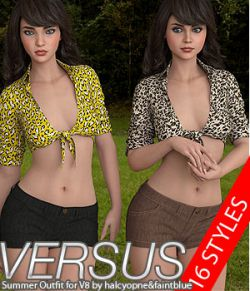 VERSUS - Summer Outfit for Victoria 8