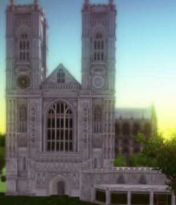 LONDON_WESTMINSTER ABBEY- Extended License