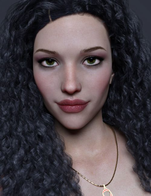 Alana and Bodysuit for Genesis 3 and 8 Female