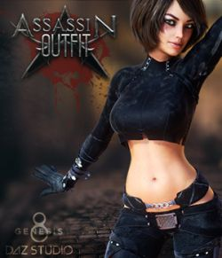 Assassin Outfit G8F