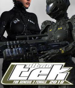 Ultra Tek 2018 for G3 female