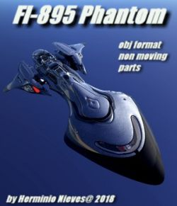 FI-895 Phantom- Extended License