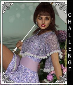 Challenge for Fiona Dress