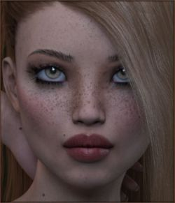 TDT-Leslie for Genesis 3 Female