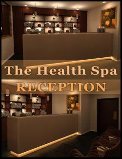 The Health Spa: Reception