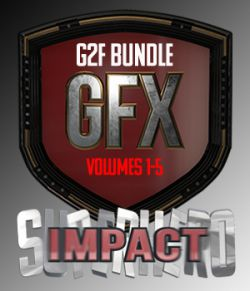 SuperHero Impact Bundle for G2F