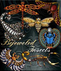 Harvest Moons Bejeweled Insects