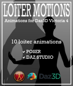 Loiter Motions for Victoria 4