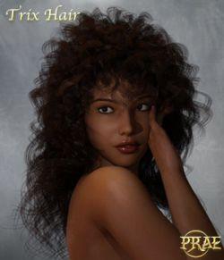 Prae-Trix Hair G3/G8 Daz