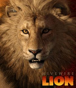 HiveWire Lion Family