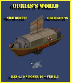 Ourias world : Nice bundle