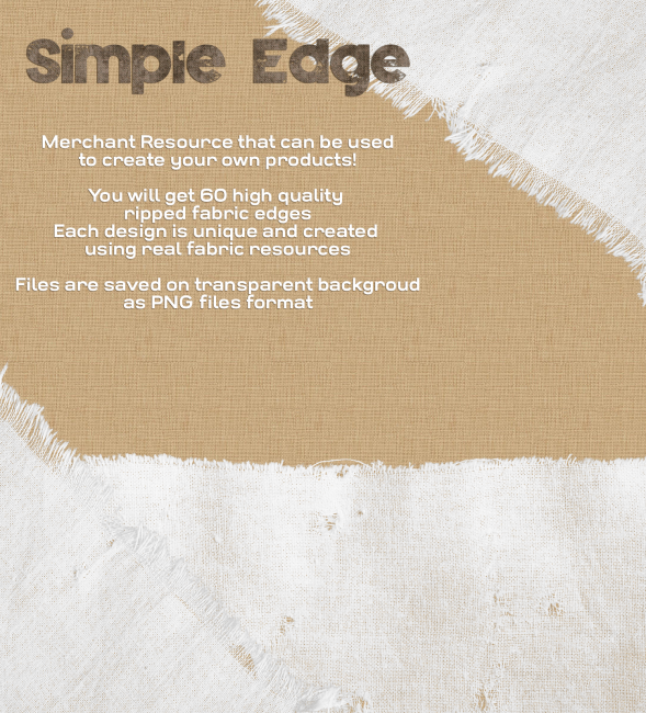 Ripped - Simple Edge