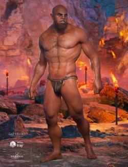 Beast HD for Genesis 8 Male