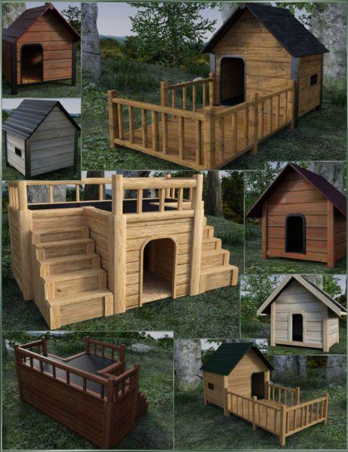 JW Dog House Pack