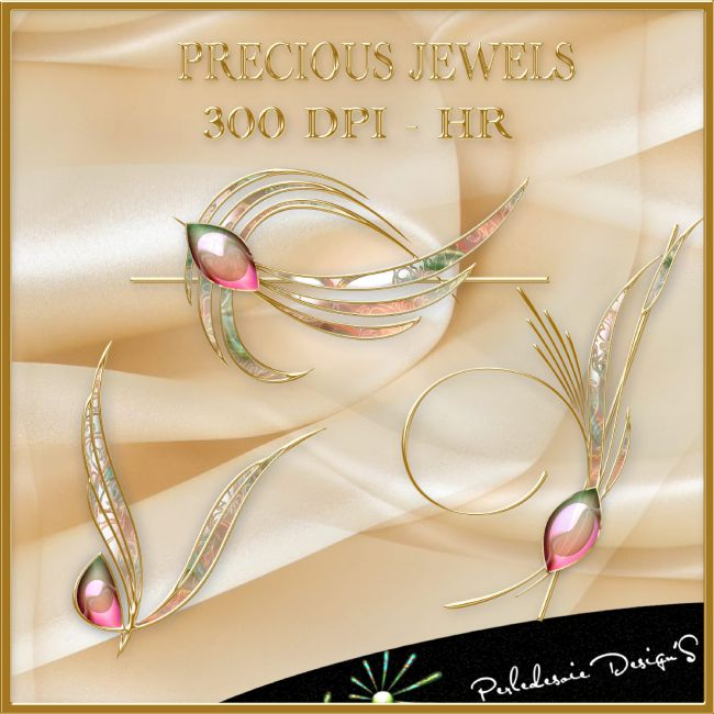 Precisous jewels