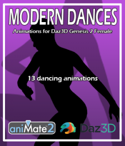 Modern Dances for G2F