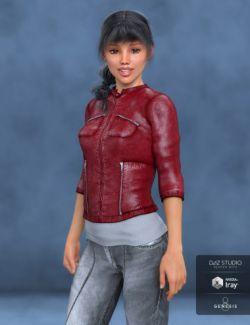 Teen Kaylee 8