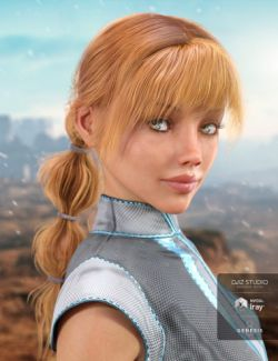 EmJay Hair for Genesis 3 & 8 Female(s)