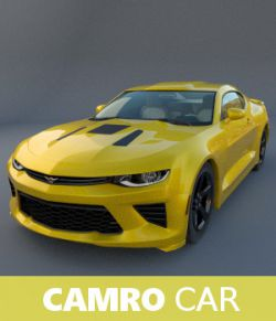 Camro Car