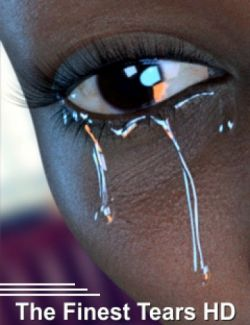The Finest Tears HD for Genesis 8 Female(s)