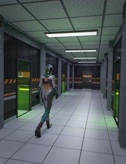 Containment Hallway