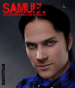 Samuel for Genesis 8 Male and Michael 8
