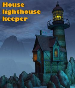 House lighthouse keeper