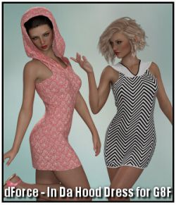 dForce- In Da Hood Dress for G8F