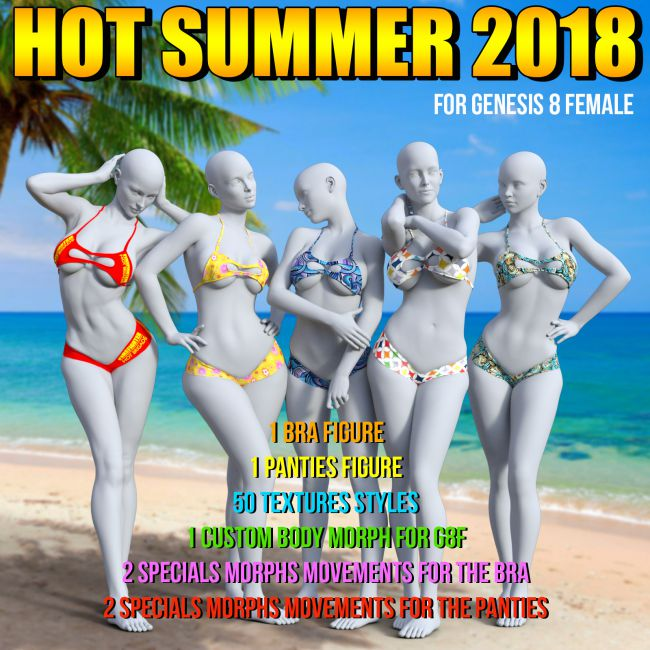 Hot Summer 2018 for G8 females